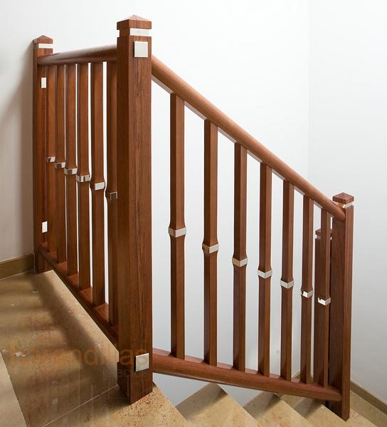 Barandillas precios interior madera barandillas - Escaleras de interior de madera ...