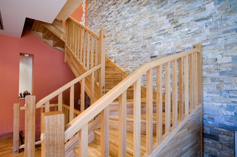 Barandillas precios interior madera barandillas - Barandilla de madera exterior ...